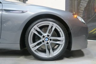 2013 BMW 640d F06 Grey Sports Automatic Sedan.