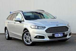 2018 Ford Mondeo MD 2018.25MY Ambiente PwrShift 6 Speed Sports Automatic Dual Clutch Wagon.
