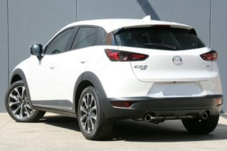 2020 Mazda CX-3 DK2W7A Akari SKYACTIV-Drive FWD White 6 Speed Sports Automatic Wagon