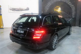 2012 Mercedes-Benz C200 CDI W204 MY13 BlueEFFICIENCY Estate 7G-Tronic + Elegance Black 7 Speed