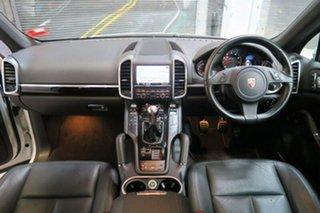 2012 Porsche Cayenne 92A White Sports Automatic Wagon.