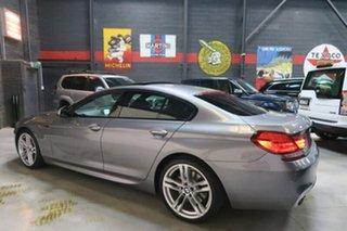 2013 BMW 640d F06 Grey Sports Automatic Sedan