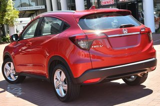 2019 Honda HR-V MY19 VTi-S Passion Red 1 Speed Constant Variable Hatchback.
