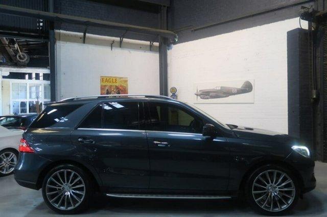Used Mercedes-Benz ML500 W166 , 2013 Mercedes-Benz ML500 W166 Grey Sports Automatic Wagon
