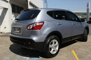 2012 Nissan Dualis J10 Series II MY2010 ST Hatch X-tronic Grey 6 Speed Constant Variable Hatchback