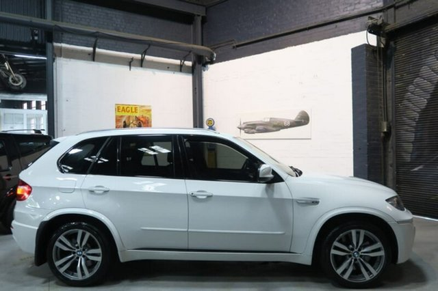 Used BMW X5 E70 M, 2010 BMW X5 E70 M White Sports Automatic Wagon