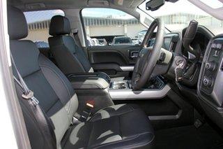 2019 Chevrolet Silverado C/K25 2500HD Pickup Crew Cab LTZ Custom Sport Edition Summit White 6 Speed