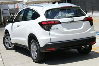 2019 Honda HR-V MY19 VTi-S White Orchid 1 Speed Constant Variable Hatchback