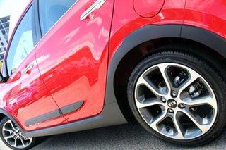 2018 Kia Picanto JA MY19 AO Edition Signal Red 5 Speed Manual Hatchback.