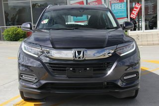 2019 Honda HR-V MY19 VTi-S Ruse Black 1 Speed Constant Variable Hatchback
