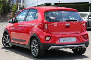 2019 Kia Picanto JA MY19 AO Edition Signal Red 4 Speed Automatic Hatchback.