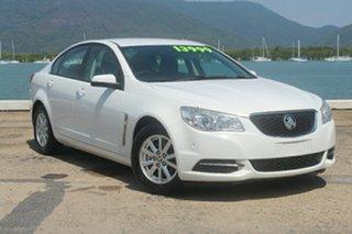 2013 Holden Commodore VF MY14 Evoke White 6 Speed Sports Automatic Sedan.