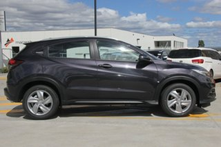 2020 Honda HR-V MY21 VTi-S Crystal Black 1 Speed Constant Variable Hatchback