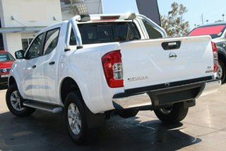 2018 Nissan Navara D23 S3 Silverline Polar White 7 Speed Sports Automatic Utility.