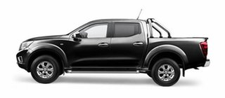 2018 Nissan Navara D23 S3 ST Cosmic Black 6 Speed Manual Utility