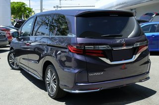 2019 Honda Odyssey RC MY19 VTi-L Premium Spice Purple 7 Speed Constant Variable Wagon.