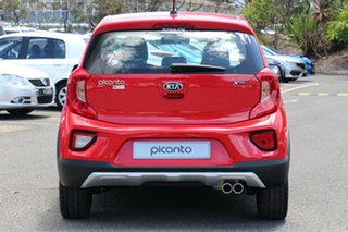 2019 Kia Picanto JA MY19 AO Edition Signal Red 4 Speed Automatic Hatchback