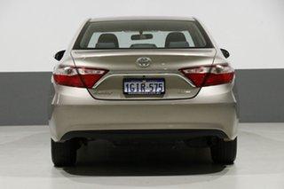 2017 Toyota Camry ASV50R MY16 Altise Bronze 6 Speed Automatic Sedan