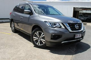 2017 Nissan Pathfinder R52 Series II MY17 ST X-tronic 2WD Grey 1 Speed Constant Variable Wagon.