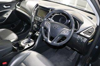 2013 Hyundai Santa Fe DM Elite CRDi (4x4) Blue 6 Speed Automatic Wagon