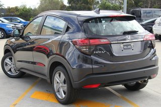 2019 Honda HR-V MY19 VTi-S Ruse Black 1 Speed Constant Variable Hatchback.