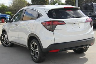 2019 Honda HR-V MY19 VTi-LX White Orchid 1 Speed Constant Variable Hatchback.