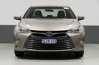2017 Toyota Camry ASV50R MY16 Altise Bronze 6 Speed Automatic Sedan.