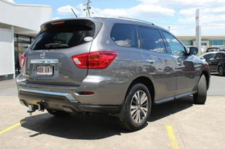 2017 Nissan Pathfinder R52 Series II MY17 ST X-tronic 2WD Grey 1 Speed Constant Variable Wagon