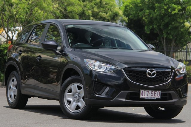 Used Mazda CX-5 KE1071 Maxx SKYACTIV-Drive, 2012 Mazda CX-5 KE1071 Maxx SKYACTIV-Drive Black/Grey 6 Speed Sports Automatic Wagon