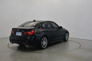 2014 BMW 320i F30 MY1114 M Sport Black 8 Speed Sports Automatic Sedan.