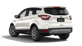 2019 Ford Escape ZG 2019.75MY Ambiente AWD White 6 Speed Sports Automatic Wagon.
