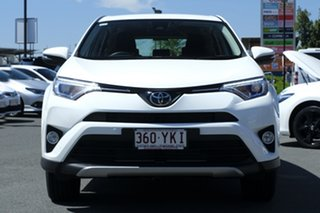 2017 Toyota RAV4 ASA44R GX AWD Glacier White 6 Speed Sports Automatic Wagon