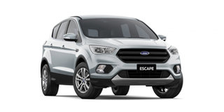 2019 Ford Escape ZG 2019.25MY Ambiente 2WD Silver 6 Speed Sports Automatic Wagon.