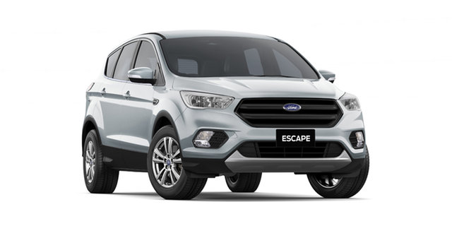 New Ford Escape ZG 2019.75MY Ambiente 2WD, 2019 Ford Escape ZG 2019.75MY Ambiente 2WD Moondust Silver 6 Speed Sports Automatic Wagon