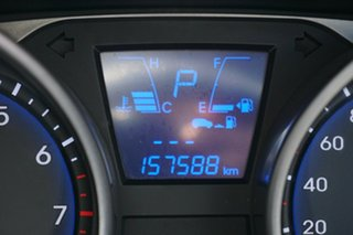2010 Hyundai ix35 LM Active Silver 6 Speed Sports Automatic Wagon