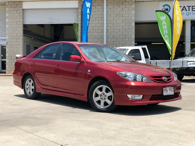 Used Toyota Camry MCV36R MY06 Sportivo, 2005 Toyota Camry MCV36R MY06 Sportivo Red 4 Speed Automatic Sedan