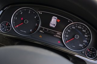 2017 Volkswagen Touareg 7P MY18 V8 TDI Tiptronic 4MOTION R-Line Deep Black Pearl Effect 8 Speed