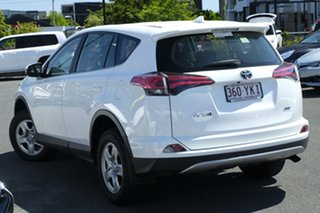 2017 Toyota RAV4 ASA44R GX AWD Glacier White 6 Speed Sports Automatic Wagon.