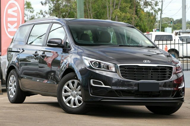 New Kia Carnival YP MY19 S, 2019 Kia Carnival YP MY19 S Panthera Metal 8 Speed Sports Automatic Wagon