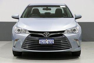 2017 Toyota Camry ASV50R MY16 Altise Blue 6 Speed Automatic Sedan.