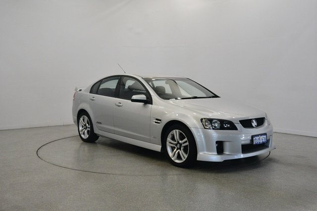 Used Holden Commodore VE MY10 SS, 2010 Holden Commodore VE MY10 SS Silver 6 Speed Manual Sedan