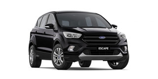 2019 Ford Escape ZG 2019.75MY Ambiente AWD Black 6 Speed Sports Automatic Wagon.