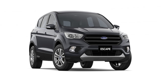 New Ford Escape ZG 2019.75MY Ambiente AWD, 2019 Ford Escape ZG 2019.75MY Ambiente AWD Magnetic 6 Speed Sports Automatic Wagon