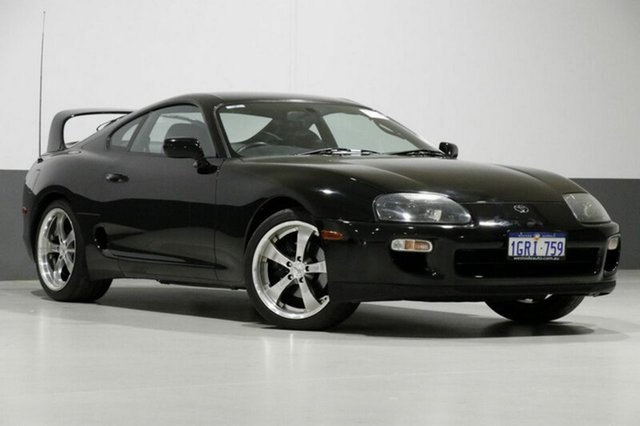 Used Toyota Supra RZ Coupe, 1997 Toyota Supra RZ Coupe