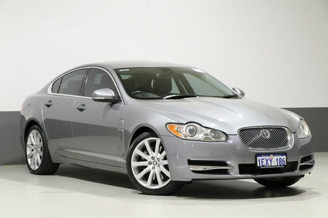 Used Jaguar XF MY10 3.0 V6 Diesel S Luxury, 2009 Jaguar XF MY10 3.0 V6 Diesel S Luxury Grey 6 Speed Automatic Sedan