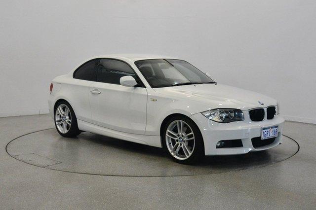 Used BMW 125i E82 MY11 , 2010 BMW 125i E82 MY11 White 6 Speed Automatic Coupe