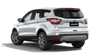 2019 Ford Escape ZG 2019.25MY Ambiente 2WD Silver 6 Speed Sports Automatic Wagon