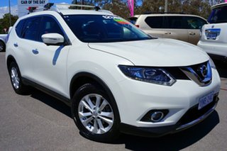 2016 Nissan X-Trail T32 ST-L X-tronic 4WD Snow Storm 7 Speed Constant Variable Wagon.