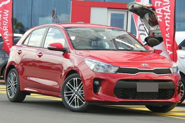 New Kia Rio YB MY20 Sport, 2019 Kia Rio YB MY20 Sport Signal Red 6 Speed Automatic Hatchback