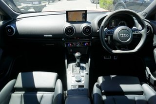 2015 Audi RS 3 8V MY16 Sportback S tronic quattro Red 7 Speed Sports Automatic Dual Clutch Hatchback